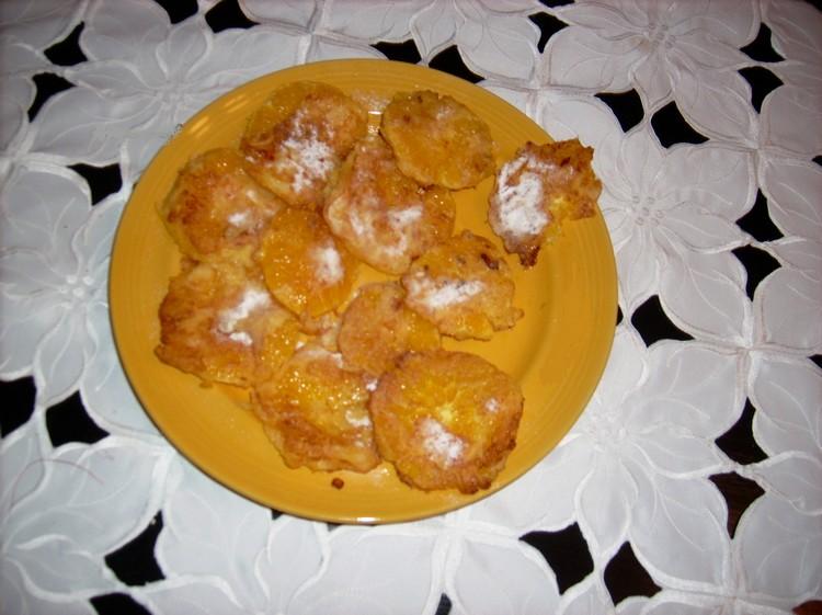placuszki z pomarańczy