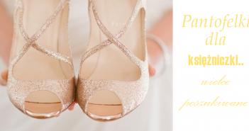 pantofle do ślubu
