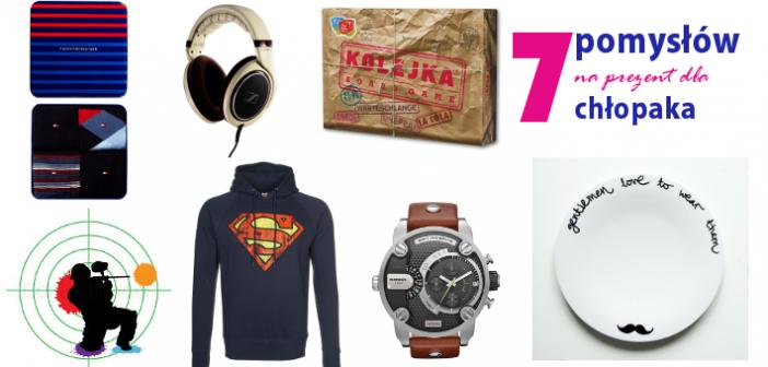 7 pomysłów na prezent na Dzień Chłopaka