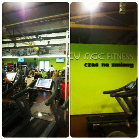 siłownia new age fitness