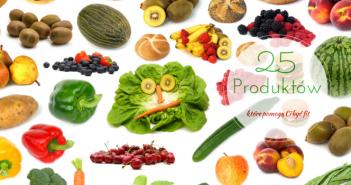 25 produktów, które pomogą Ci być fit