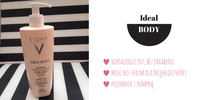 mleczko serum ideal body