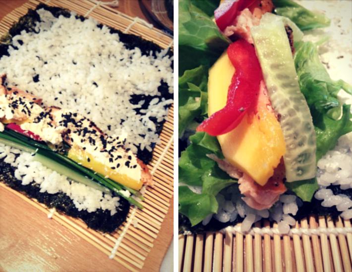 sushi z mango
