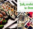 Jak zrobić sushi w domu _