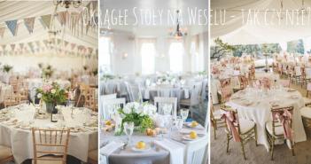 Okrągłe stoły na weselu – tak czy nie?