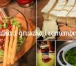 Sałatka z gruszką i camembertem