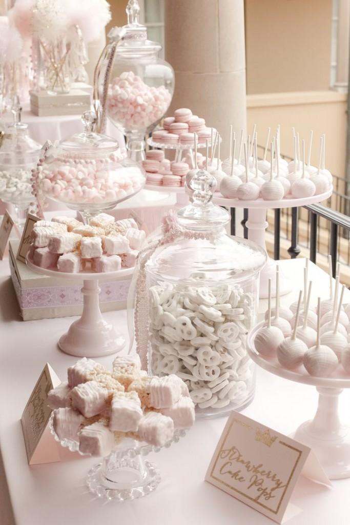 słodki kącik różowy