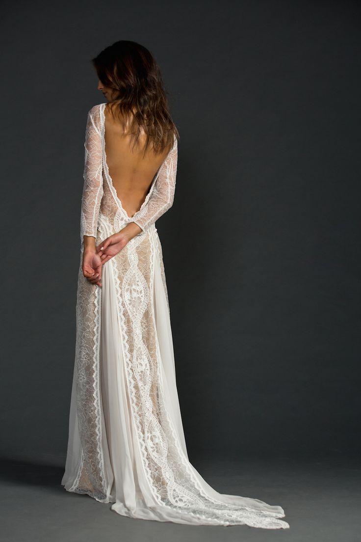 suknia ślubna plecy 7