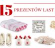 15 prezentów last minute