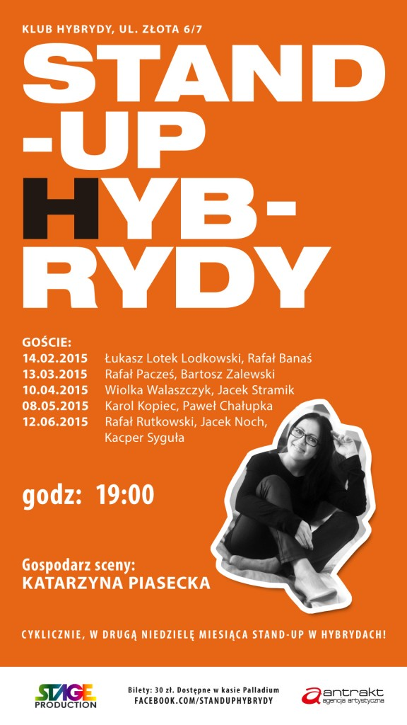 stand up hybrydy