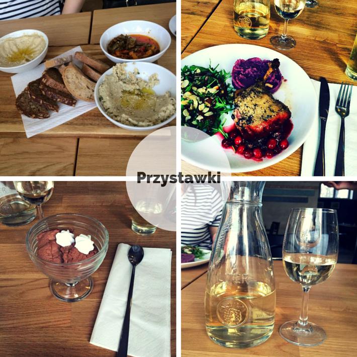 restaurant week przystawki