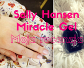 Sally Hansen Miracle Gel Moja Opinia