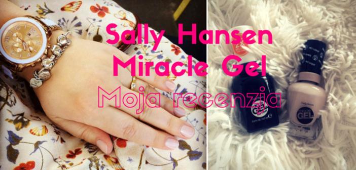 Sally Hansen Miracle Gel opinie
