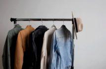 minimalistyczna szafa na jesień