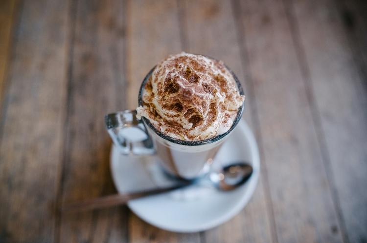 pumpkin spice latte przepis