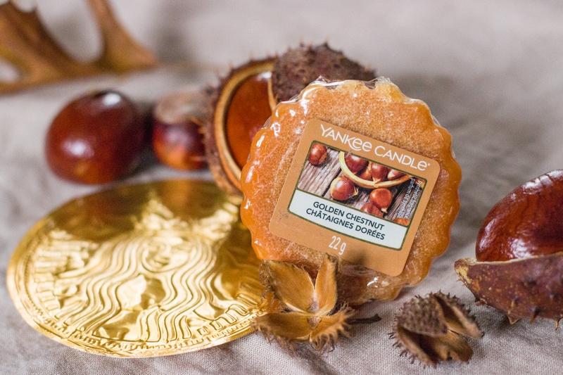 Golden Chestnut Yankee Candle