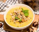 Pożywna i zdrowa zupa krem z dyni – szybki przepis