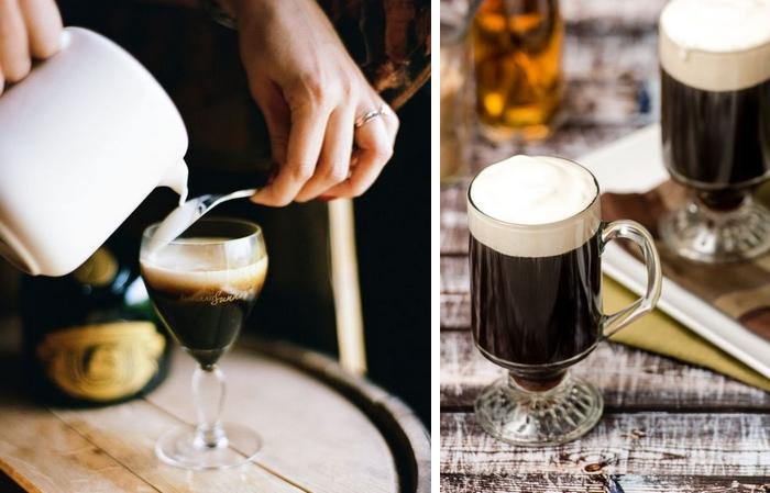 irish coffee przepis