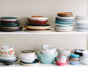 naczynia do zmywania